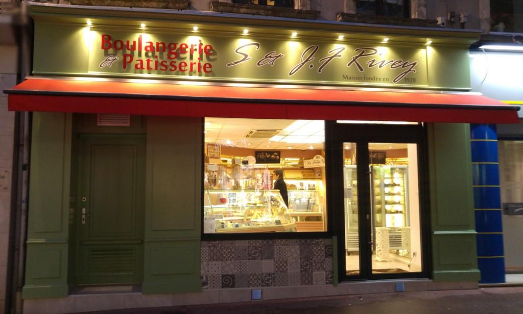Boulangerie Pâtisserie Rivey